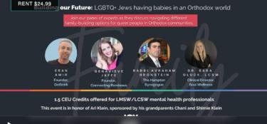 Building Our Future: LGBTQ Jews Having Babies